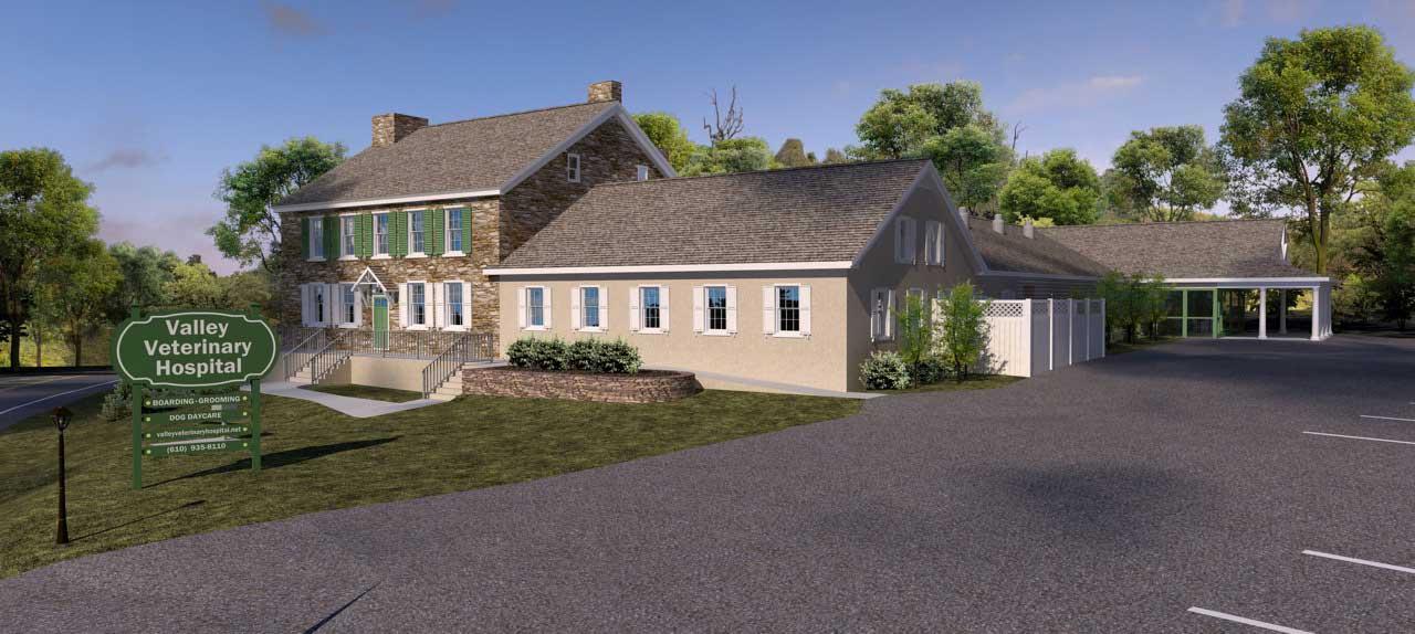 valley-vet-building-rendering